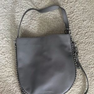 Alexander WANG roxy tote bag Grey